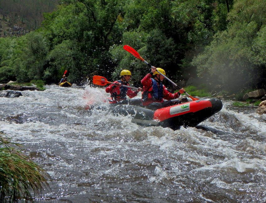 Cano Rafting