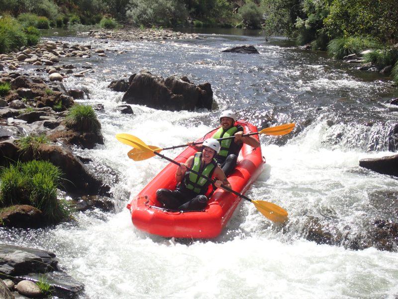 Cano-Rafting