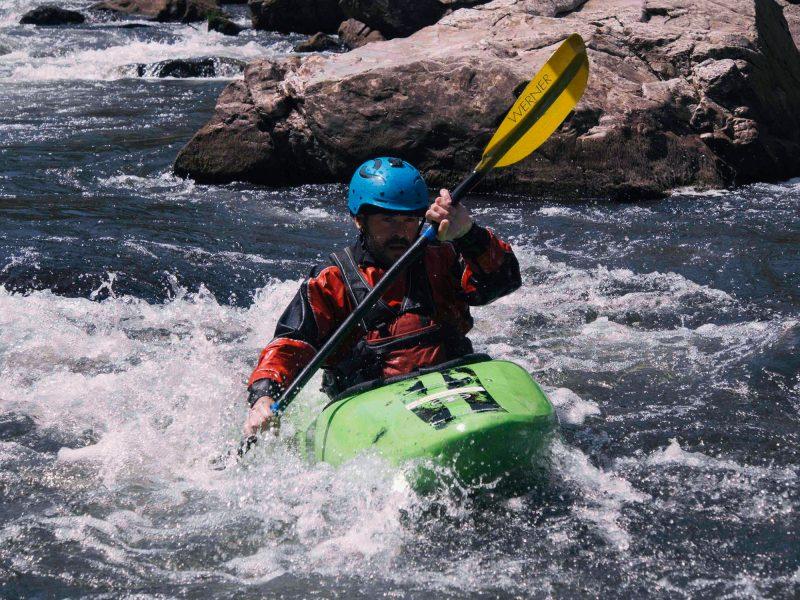 Kayak – Rio Paiva