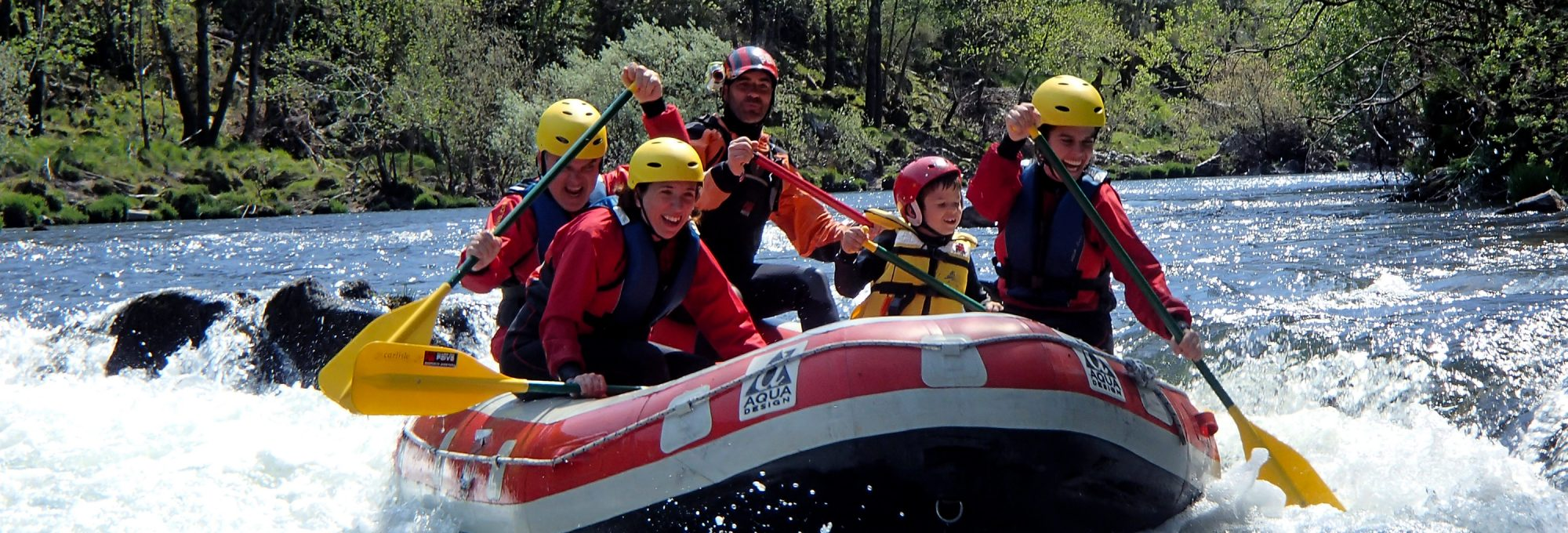 Rafting – Rio Paiva